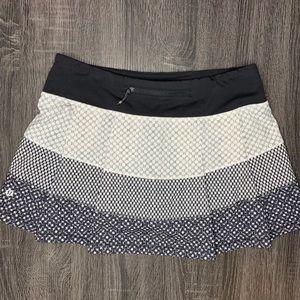 RARE Lululemon ombré skirts